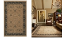 Karastan Area Rug Collection, Original Karastan 728 Persian Garden Blue/Beige