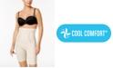 Maidenform Women's  Firm Foundations High-Waisted Thigh Slimmer DM5001