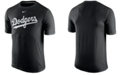 Nike Men's Los Angeles Dodgers Legend Wordmark T-Shirt