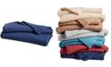 Lauren Ralph Lauren PRICE BREAK! Ultra Soft 100% Cotton Zig Zag Full/Queen Blanket