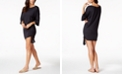 Michael Kors Side-Tie Tunic Cover-Up