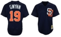 Mitchell & Ness Men's Tony Gwynn San Diego Padres Authentic Mesh Batting Practice V-Neck Jersey