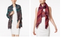 INC International Concepts I.N.C. Multi Texture Wrap, Created for Macy's