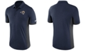 Nike Men's Los Angeles Rams Evergreen Polo