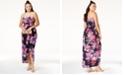 City Chic Trendy Plus Size Strapless Maxi Dress