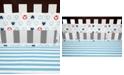 Disney Mickey Mouse 4-Pc. Crib Liner Set