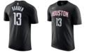 Nike Men's James Harden Houston Rockets Name & Number Player T-Shirt