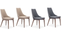 Zuo Moor Dining Chair, Set of 2