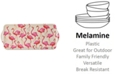 Portmeirion Pimpernel Flamingo Melamine Sandwich Tray