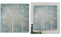 Uttermost Muted Silhouette Canvas Wall Art