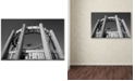 "Trademark Global Yale Gurney 'Flushing Meadow World's Fair' 16"" x 24"" Canvas Wall Art"