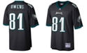 Mitchell & Ness Men's Terrell Owens Philadelphia Eagles Replica Throwback Jersey