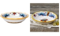 Tabletops Unlimited San Marino Italian Yellow Pasta Bowl