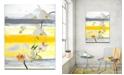 Ready2HangArt 'Painted Petals XXVI' Canvas Art Print