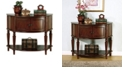 Coaster Home Furnishings Lindenwood Traditional Console Table, Quick Ship