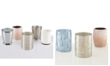 JLA Home Wastebasket Bath Collection, Created for Macy's
