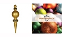 "Vickerman 62"" Gold Shiny/Matte Finial Christmas Ornament"