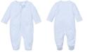 Polo Ralph Lauren Baby Boys Velour Coverall