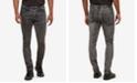 Kenneth Cole Kenneth Cole  Men's Grey Smoke Skinny Jeans
