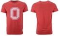 Retro Brand Men's Ohio State Buckeyes Mock Twist T-Shirt