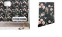 Deny Designs Holli Zollinger Floralista 2'x8' Wallpaper