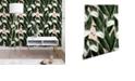 Deny Designs Marta Barragan Camarasa Sweet floral Desert 2'x10' Wallpaper