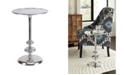 IMAX Cheshire Aluminum Side Table