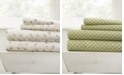 ienjoy Home The Farmhouse Chic Premium Ultra Soft Pattern 4 Piece Sheet Set by Home Collection - Full