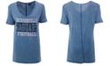 5th & Ocean Women's Jacksonville Jaguars Stacked T-Shirt