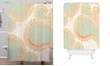 Deny Designs Iveta Abolina Casablanca Dream Shower Curtain