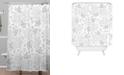 Deny Designs Iveta Abolina Camellia Garden IV Shower Curtain