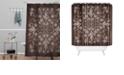 Deny Designs Iveta Abolina Coastal Raindrops Shower Curtain