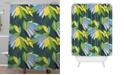 Deny Designs Iveta Abolina Clodia Shower Curtain