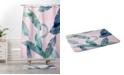 Deny Designs Iveta Abolina Silver Dove M Bath Mat