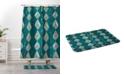Deny Designs Iveta Abolina Confetti Rain Bath Mat