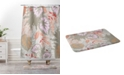 Deny Designs Iveta Abolina Floral Goodness Bath Mat