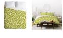Deny Designs Heather Dutton Falling Foliage King Duvet Set