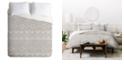 Deny Designs Heather Dutton Grand Bazaar Linen Twin Duvet Set