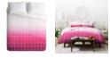 Deny Designs Iveta Abolina Raspberry Juice Twin Duvet Set