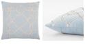 "Rizzy Home 20"" x 20"" Trellis Pillow Collection"