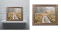 """Trademark Global Cora Niele 'Path' Ornate Framed Art, 16"""" x 20"""""""