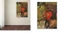"Trademark Global Nick Bantock 'Heart' Canvas Art, 18"" x 24"""