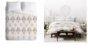 Deny Designs Iveta Abolina Sand Trails King Duvet Set