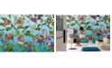 Brewster Home Fashions Jardin Wall Mural