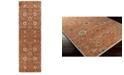 Surya Caesar CAE-1119 Clay 3' x 12' Runner Area Rug