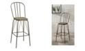 Furniture Chelsea Cottage Windsor Bar Stool (Set of 2)