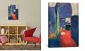 "iCanvas ""Savvy Labrador"" by Dean Russo Gallery-Wrapped Canvas Print"