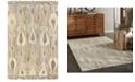 Oriental Weavers Anastasia 68000 Ash/Sand 5' x 8' Area Rug