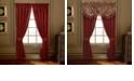 "Croscill Roena 95"" Curtain Panel Pair"