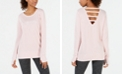 Ideology Enjoy Everyday Graphic Strappy-Back Top, Created for Macy's